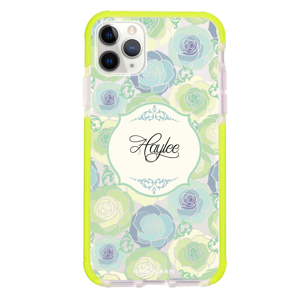 Art of Rose I Shockproof Bumper Case