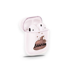 Poo Poo Airpods Case