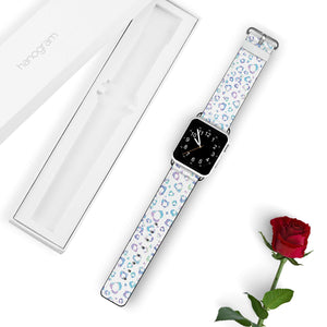 Iridescent Leopard APPLE WATCH BANDS