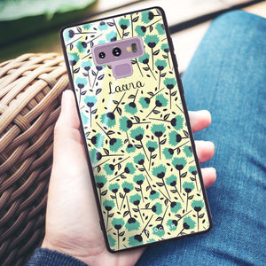 Spring Samsung Note 9 Glass Case