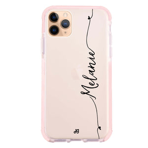 Heart Word Frosted Bumper Case
