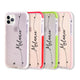 Heart Word iPhone 11 Pro Max Shockproof Bumper Case