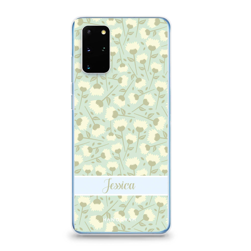 Cosy Samsung S20 Plus Soft Clear Case