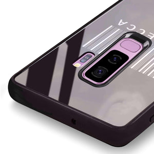 Barcode Samsung S9 Plus Glass Case