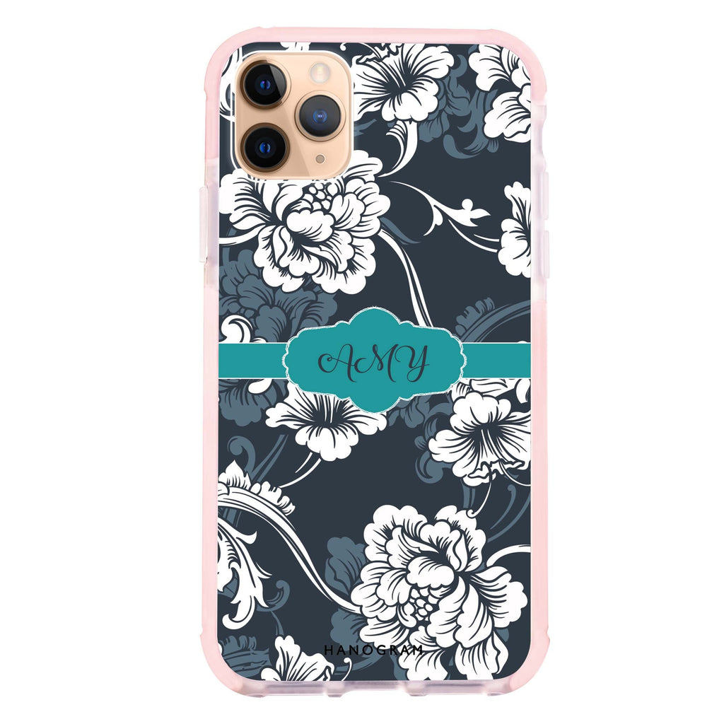Ceramic Art Shockproof Bumper Case