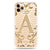 Royal Vintage Monogram Shockproof Bumper Case