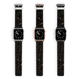 Golden galaxy II APPLE WATCH BANDS