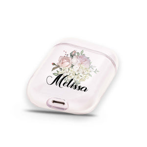 Elegant Floral III Airpods Case