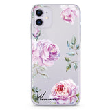 Art of Flowers Custom iPhone Case