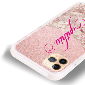 Luxury Marble Frosted Bumper Case
