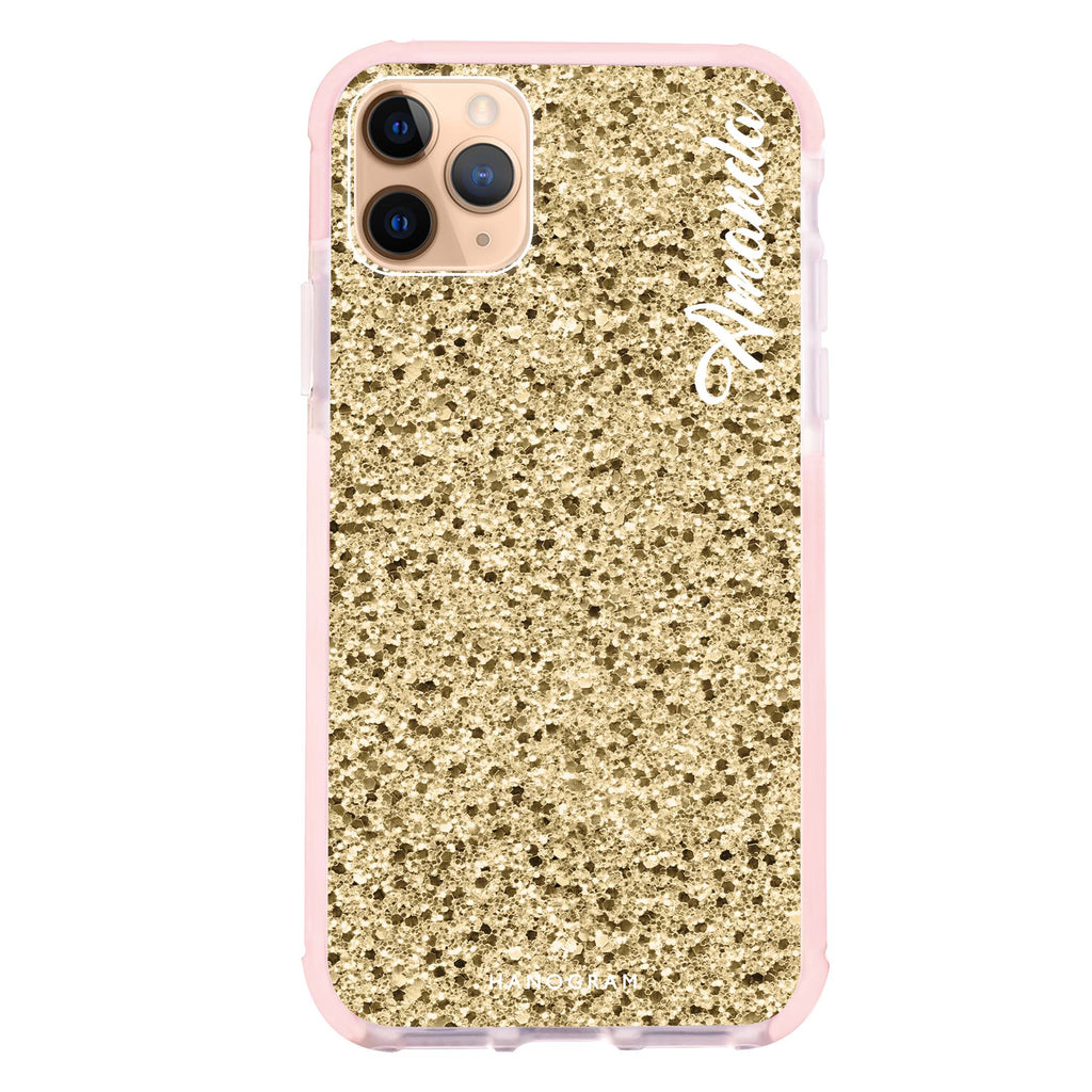 Golden Moment iPhone 11 Pro Max Shockproof Bumper Case