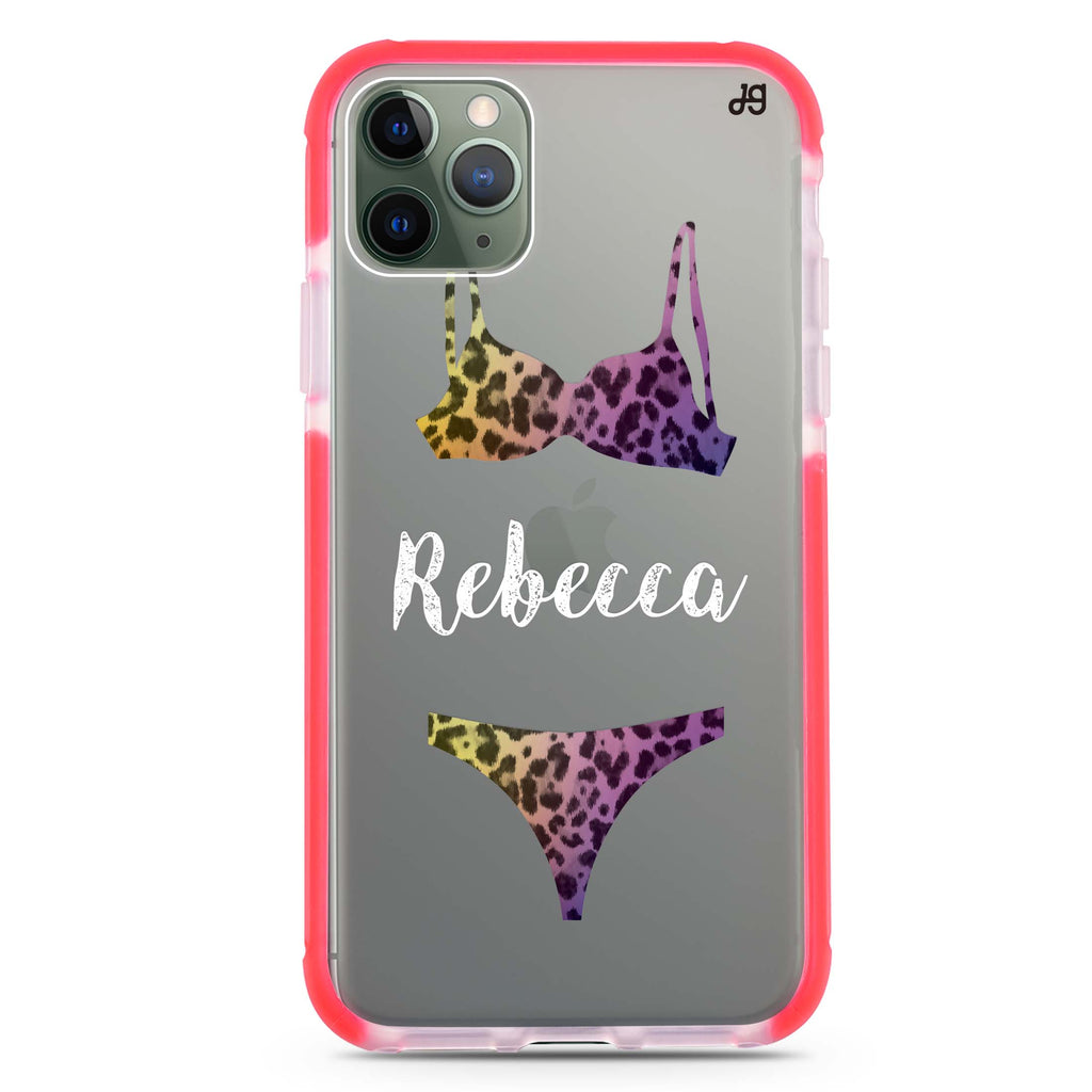 Lingerie Sets Shockproof Bumper Case
