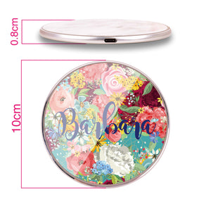 Elegant Floral Wireless Charger
