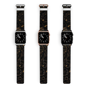 Golden galaxy I APPLE WATCH BANDS