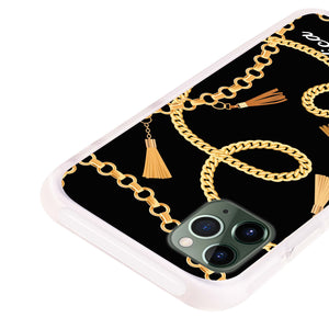 Belt and Chain I Shockproof Bumper Case