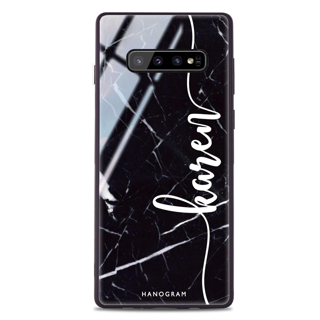 Marble Edition VIII Samsung S10 Plus Glass Case