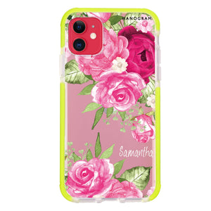 Floral Rabbit - Custom iPhone 8 Nova Case