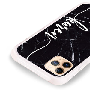 Marble Edition VIII Frosted Bumper Case