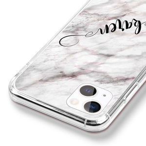 Vertical Cursive Handwritten - Custom iPhone 8 Nova Case