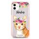 Delicacy Custom Name Custom iPhone 8 Case