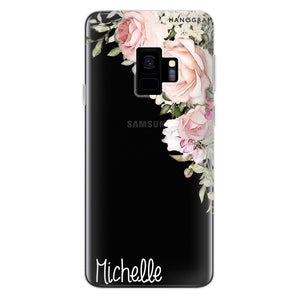 Elegant Rose I Samsung S9 Soft Case