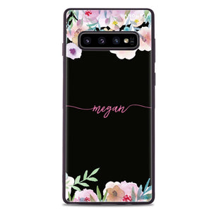 Art of Floral Samsung S10 Plus Glass Case
