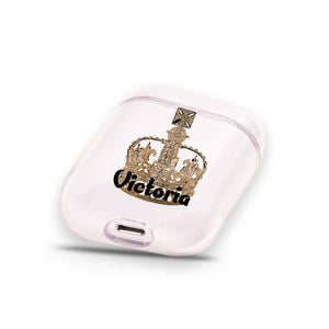 Queen's Crown Airpods Case