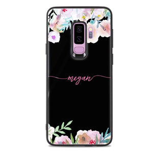 Art of Floral Samsung S9 Plus Glass Case