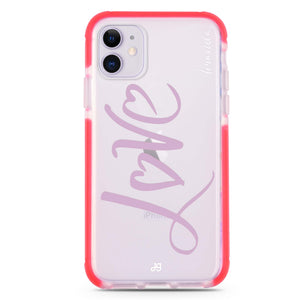 Digital Name Custom iPhone 8 Case