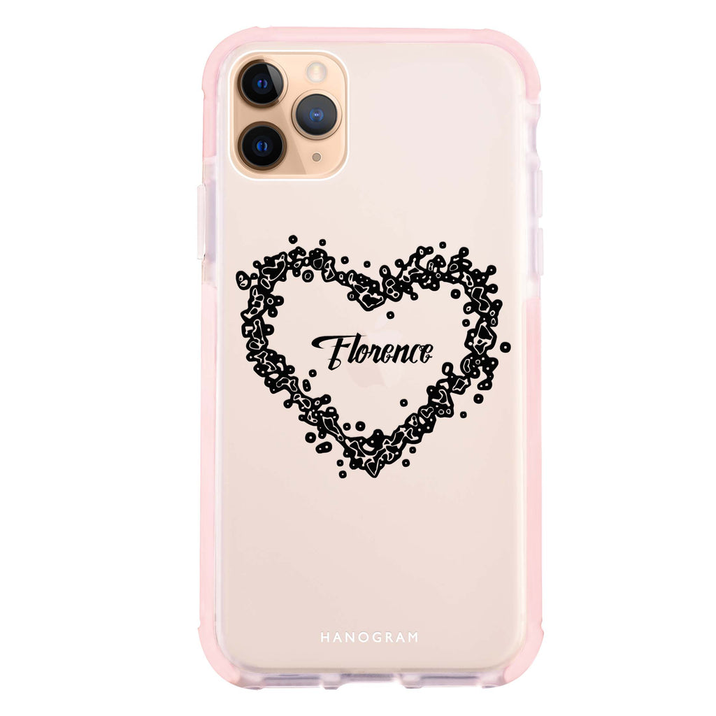 You Are In My Heart iPhone 11 Pro Max Shockproof Bumper Case
