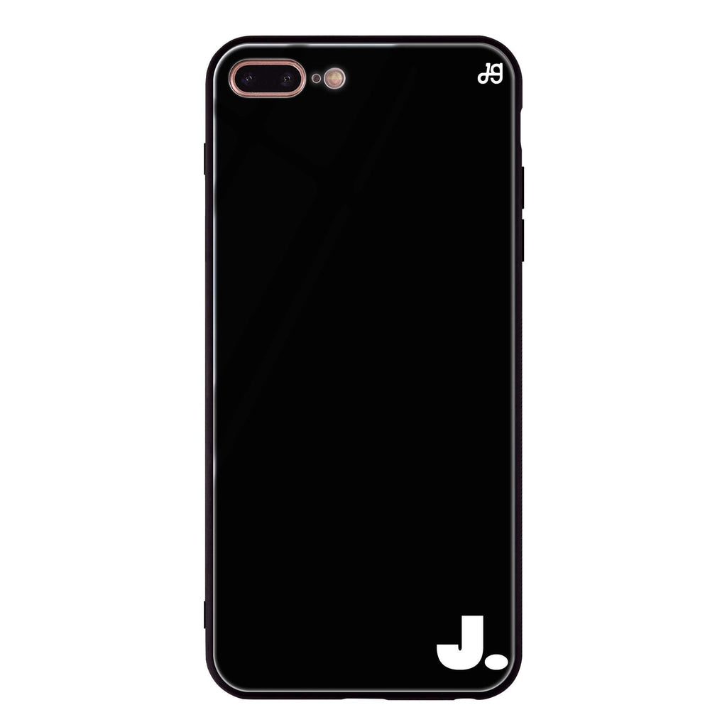 Single iPhone 8 Plus Glass Case