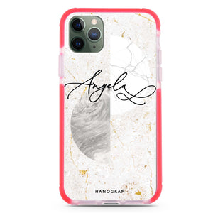 Marble Abstract III Frosted Bumper Case
