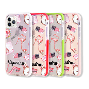 Fashion Sets II Frosted Bumper Case