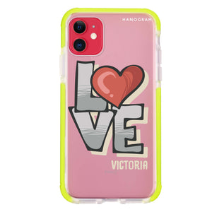 I Love You - Custom iPhone Nova Case