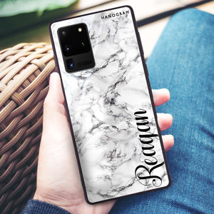 Grand Marble Samsung Glass Case
