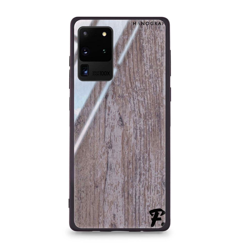 Timber Samsung S20 Ultra Glass Case