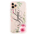 Flowers Fantasy Frosted Bumper Case