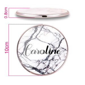 Marble Edition VI Wireless Charger
