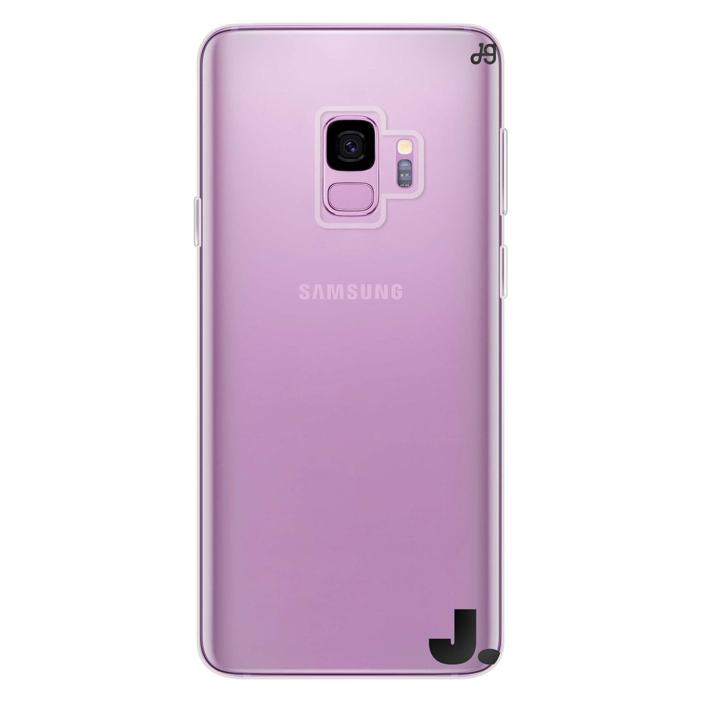 Single Samsung S9 Soft Clear Case