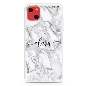 Vertical Script Handwritten - Custom iPhone X Nova Case