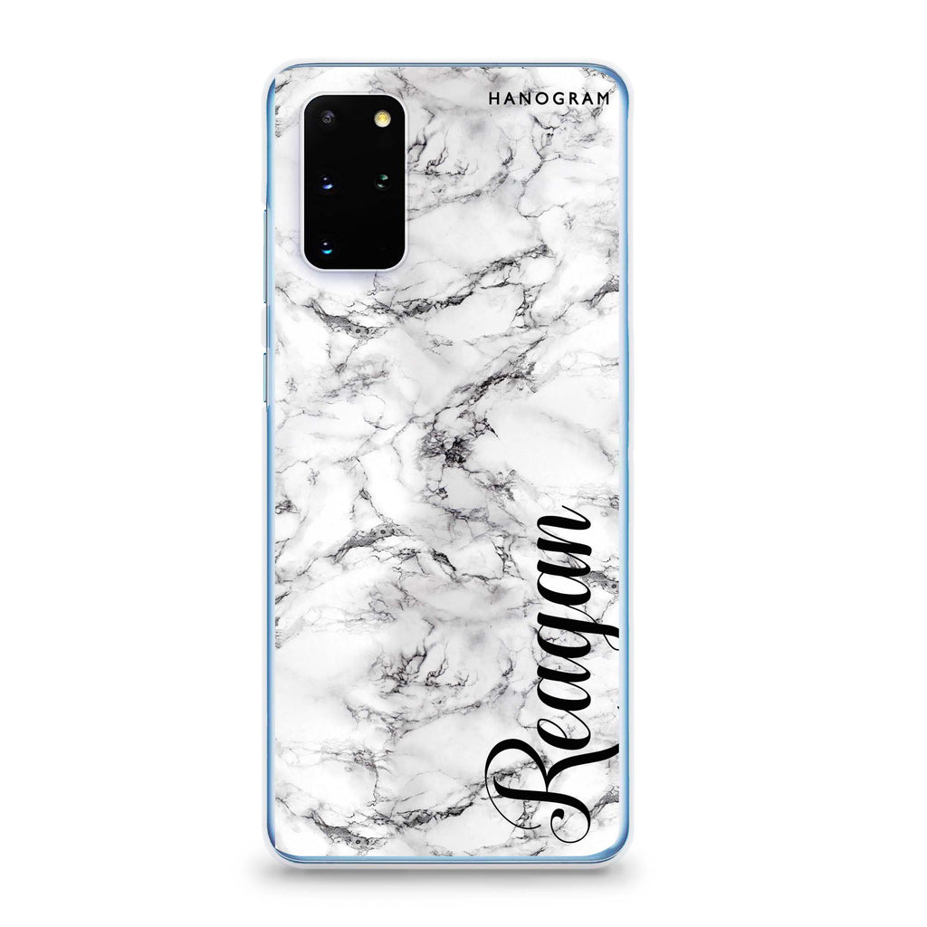 Grand Marble Samsung S20 Plus Soft Clear Case