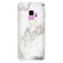 Simple White Marble Samsung S9 Soft Clear Case