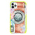 Watercolor Camera Frosted Bumper Case