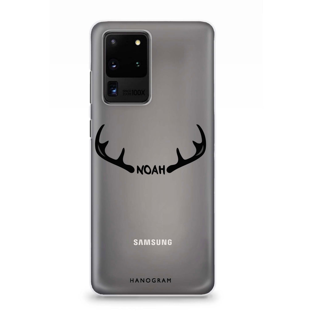 Antlers Samsung S20 Ultra Soft Clear Case