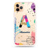 Artistic Monogram IV Shockproof Bumper Case