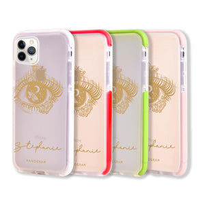 Impressive Eye iPhone 11 Pro Max Frosted Bumper Case