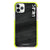Burst Black Shockproof Bumper Case