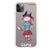 Little Pirate Girl Frosted Bumper Case