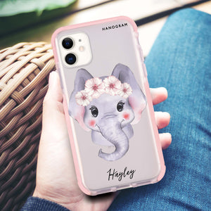 Poodle - Custom iPhone X Nova Case