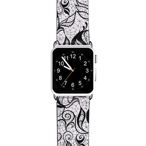 Black Lace APPLE WATCH BANDS